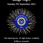 LBS to hold its Badge Night on 7 September